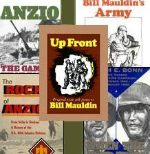 Books about the 45th Infantry Division Thunderbirds