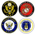 "Branch of service ""seals"" take you to a page of sites dedicated to Divisions and Units of the U.S. Military and veterans' associations."