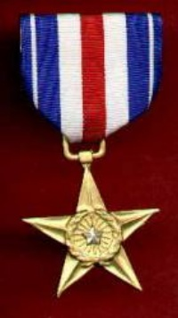 The Silver Star Medal