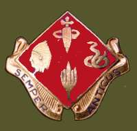 Division Field Artillery  Crest